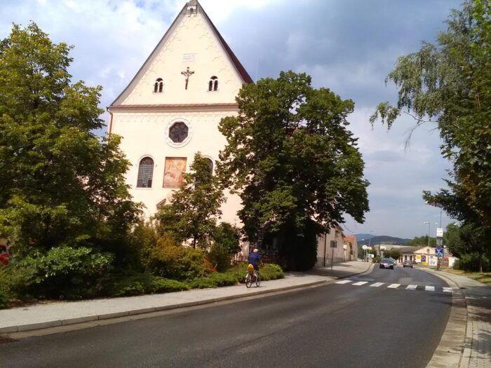 Kostol kapucinov Pezinok