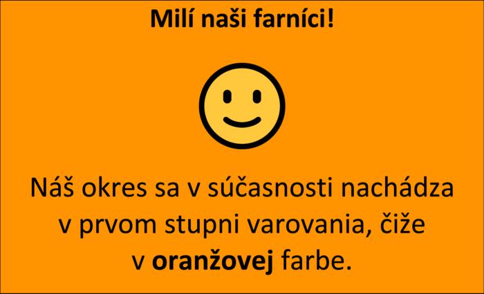 Semafor-orange